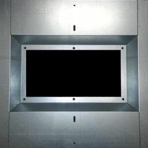 SCP standard roof drain pan