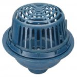 Zurn Z100 primary cast iron roof drain