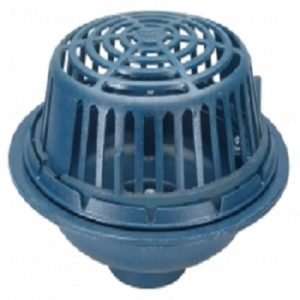 Zurn Z100 primary cast iron roof drain, flat roof drain,roof drains