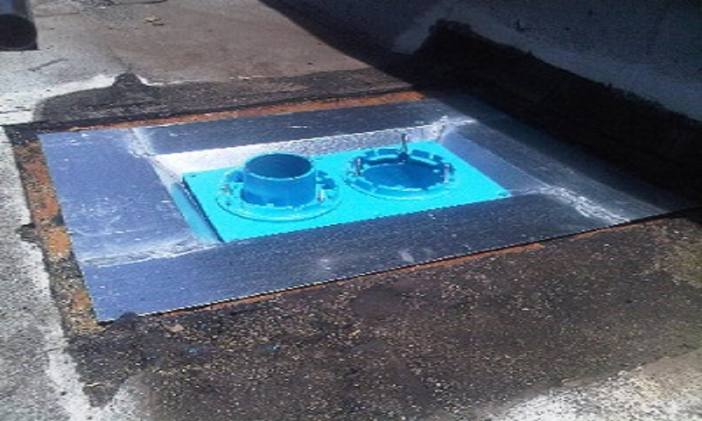 Scp Roof Drain Pan Roof Drain Pans Company