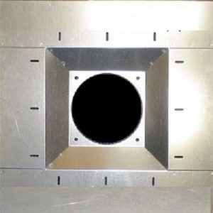 Superior grade model SSP roof drain sump pan