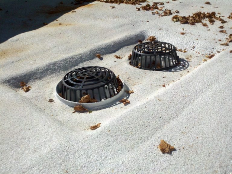 roof drains, roof drain detail, Zurn roof drainand overflow, Jay R. Smith roof drain and overflow, roof drain pan, roof drain sump pans, roof drain pan detail, superior roof drain pans, custom roof drain pans, roof drain sump pan dimensions, sumped roof drain,