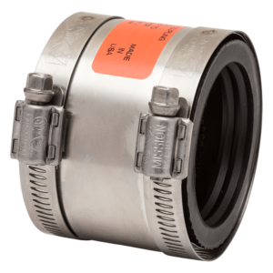 Specialty no hub couplings