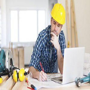 estimating roof drain installation