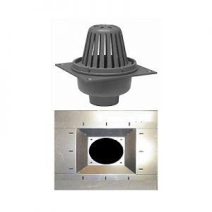 J.R. Smith Roof Drain Installation Kit