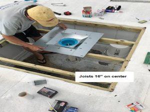 Frank Pattern roof drain, Zurn roof drain, JR Smith roof drain, Roof drain, Roof drains, flat roof drains, roof drains for flat roofs, commercial roof drain, commercial roof drains, commercial flat roof drains, residential flat roof drain, residential roof drain, roof drain assembly, plumbing products, roof drains for flat roofs, Custom Roof Drain Pans Co.