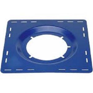 Zurn deck plate